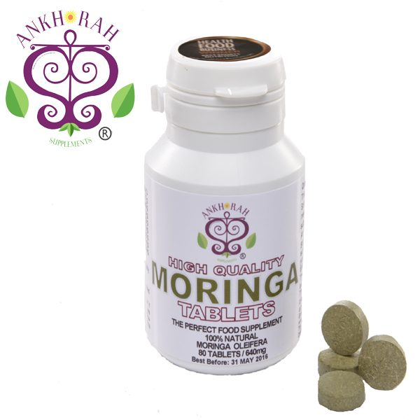 Moringa Leaf Tablets