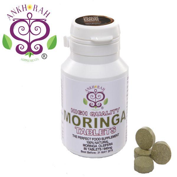 Moringa Leaf Tablets