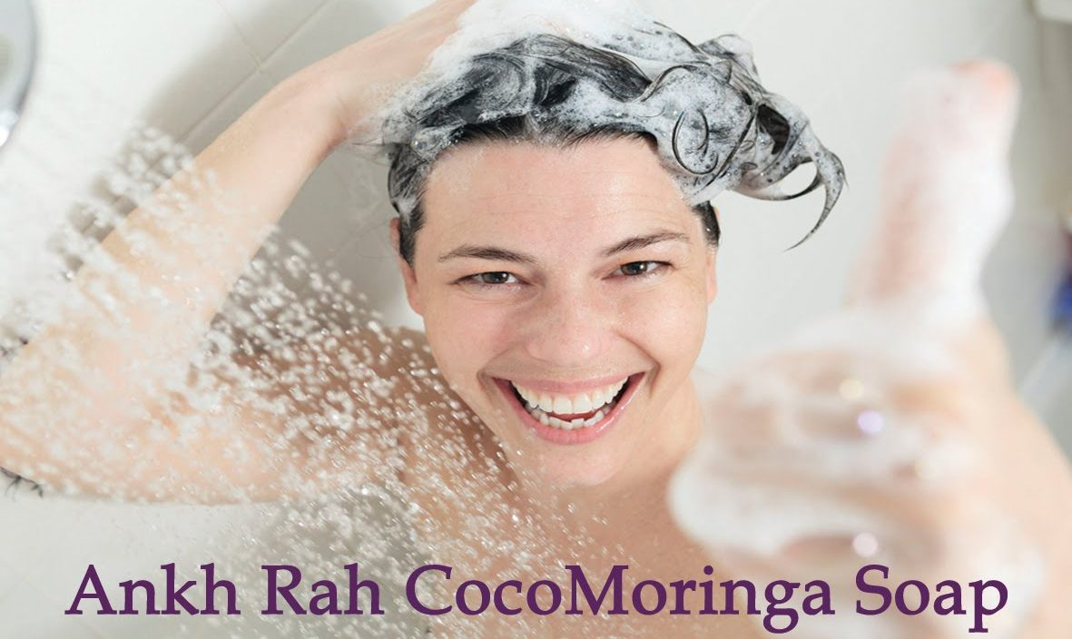 Moringa Soap Review