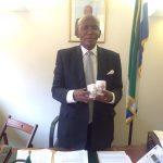 Sierra Leone High Commissioner Mr. Edward M. Turay, Sierra Leone High Commissioner